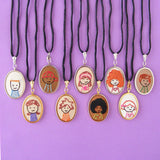 Pendant Frames for Embroidery