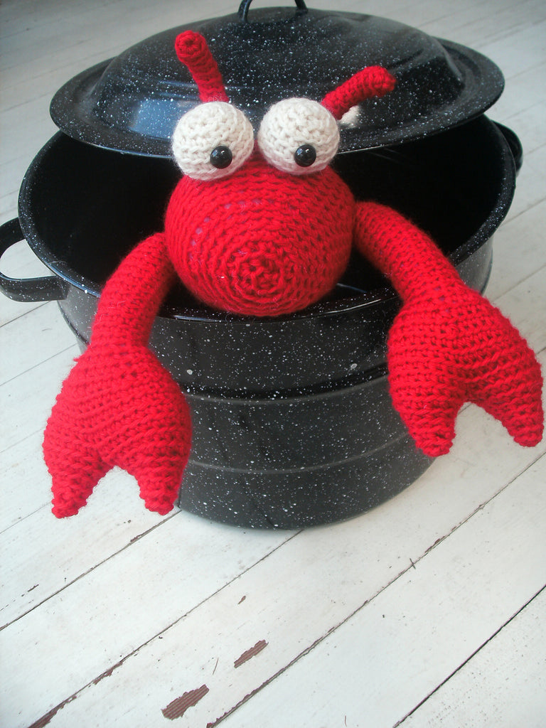 Coloured Lobster Amigurumi Crochet Project | Edward's Crochet | 1024x768