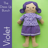 Violet - One of The Dress Up Bunch