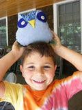 Orville the Owl Softie sewing pattern