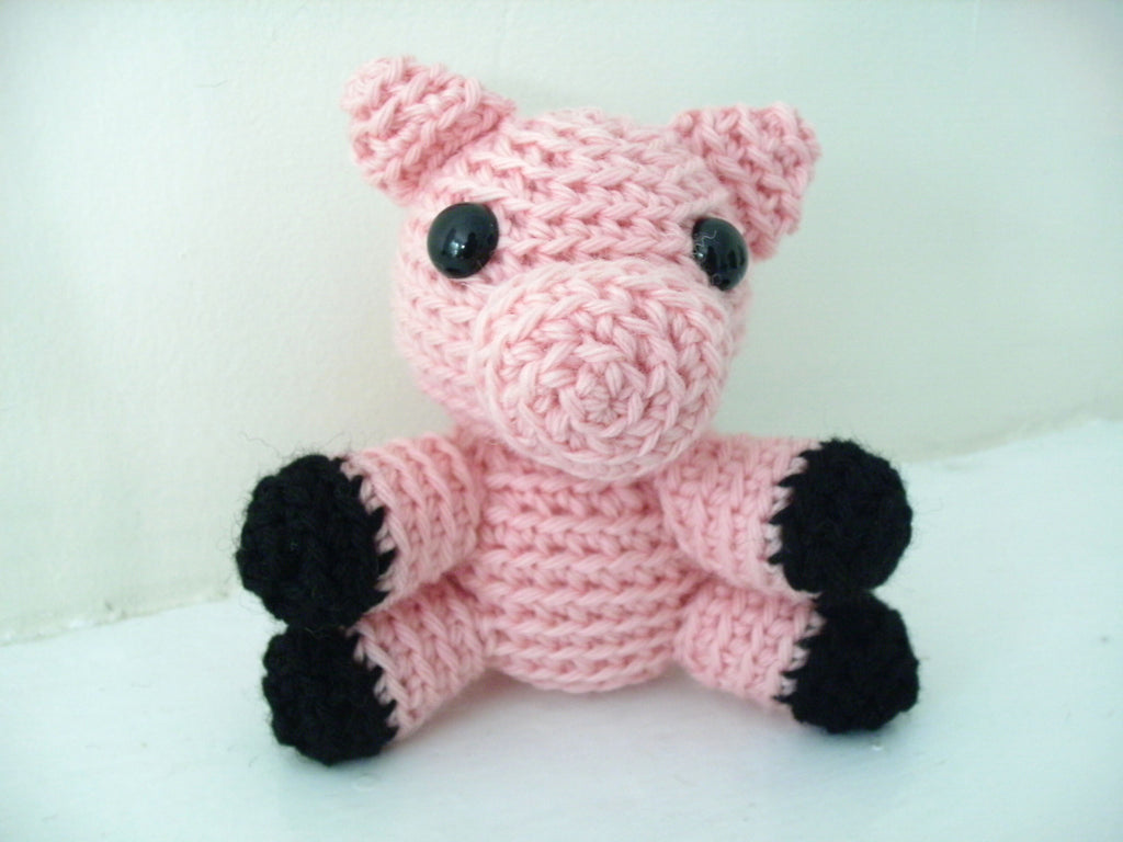 Free Crochet Patterns – Year Of The Pig – Crochet | 768x1024