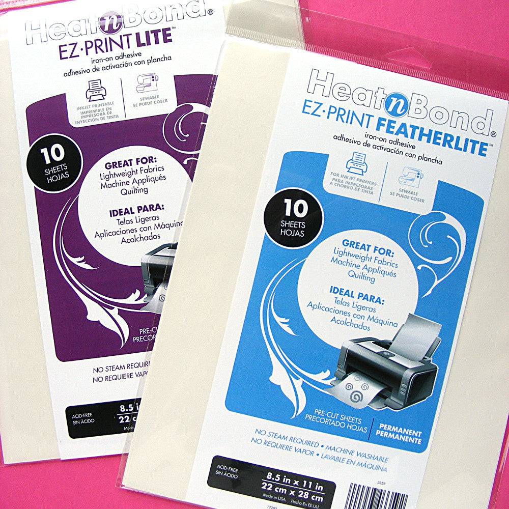 Ink Jet Printable Fusible Adhesive