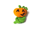 Mr. Jack Pumpkinhead Crochet Amigurumi Pattern