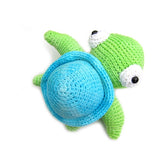 Bradley the Sea Turtle Crochet Amigurumi Pattern