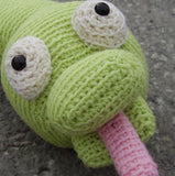 Richie the Snake Crochet Amigurumi Pattern