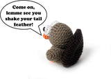 Al the Tiny Turkey Crochet Amigurumi Pattern