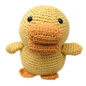 Malcolm the Duck Crochet Amigurumi Pattern