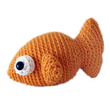 Wal the Tiny Fish Crochet Amigurumi Pattern