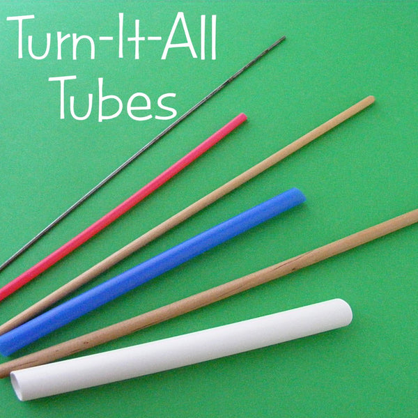 Turn-It-All Tubes