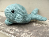 William the Whale Crochet Amigurumi Pattern