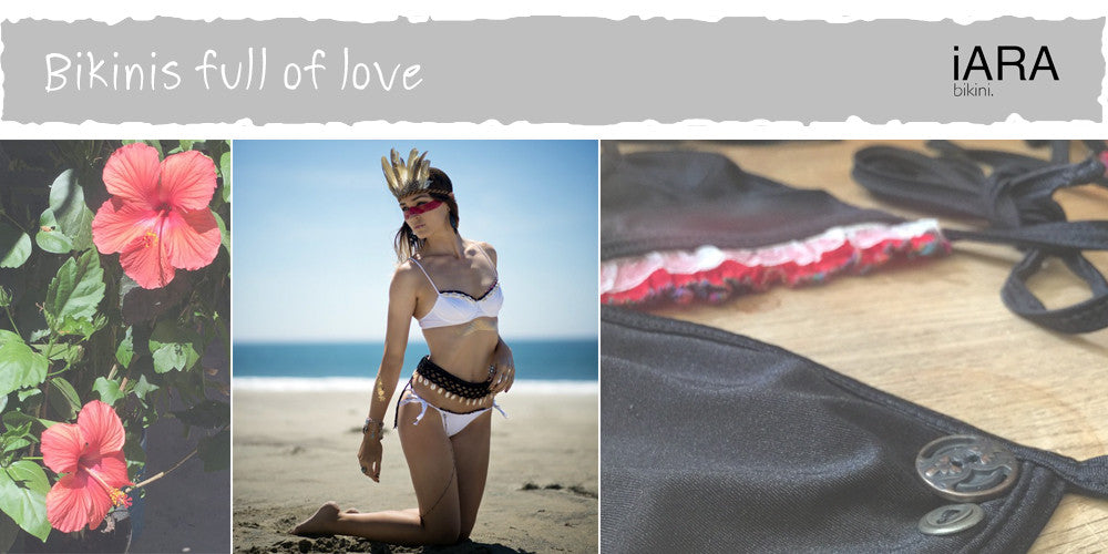 Beachcuties Boutique Iarabikini Handmade bikinis California Swimwear