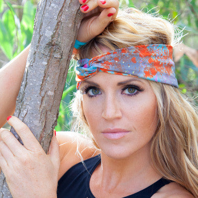 CALYPSO TURBAN HEAD WRAPS - MINT