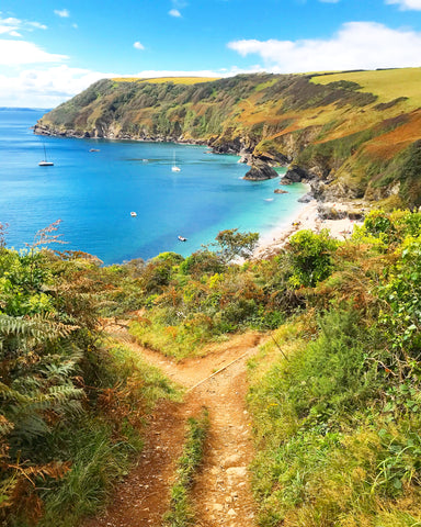 A local's guide to Cornwall | Lantic Bay