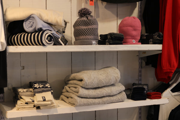 See our wide range of knitted products in store