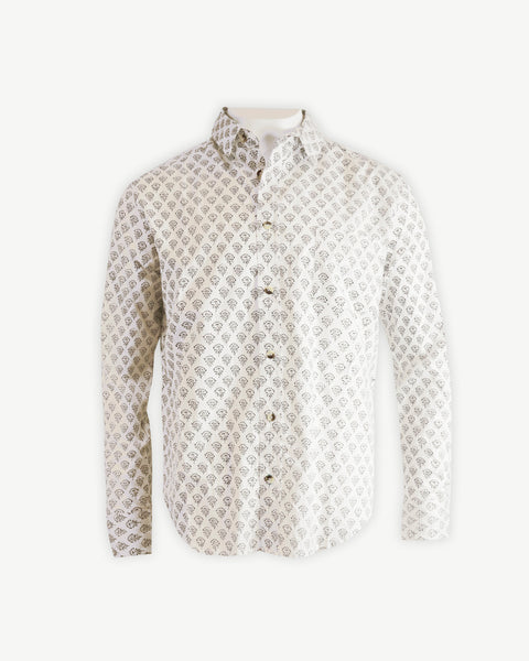 Aloft Aztec Pattern Beach Shirt