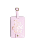 Ban.do Getaway Luggage Tag