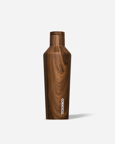 Corkcicle 16oz Canteen Bottle Walnut