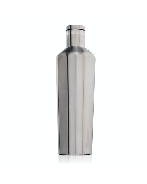 Corkcicle 16oz Canteen Bottle Brushed Steel