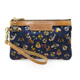 Premium Diana Mini Clutch - Bee party in Midnight sky