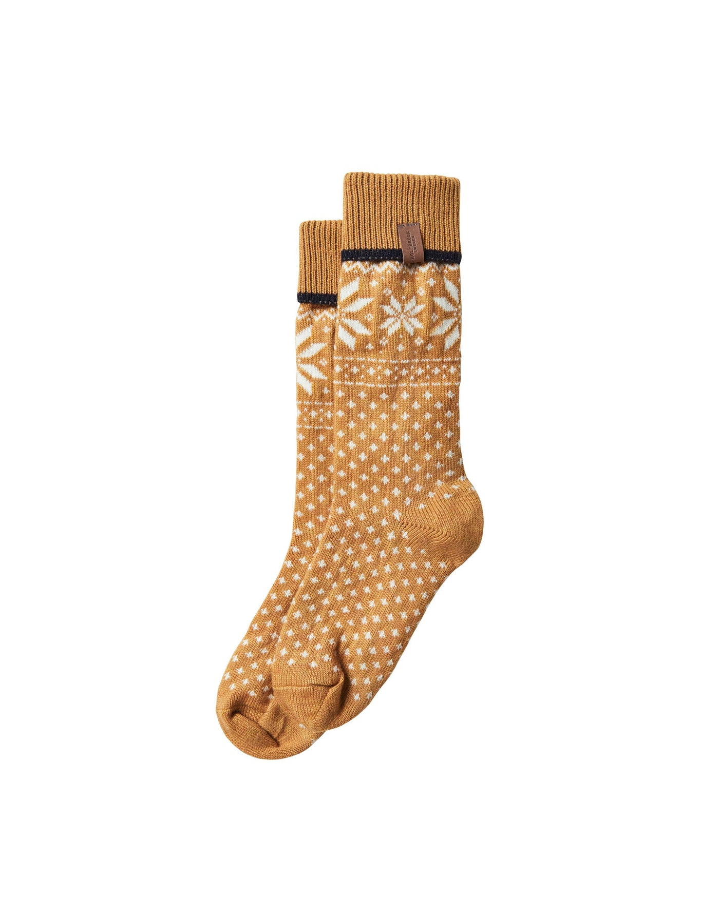 HOLEBROOK Fairisle Raggsocka Knitted socks