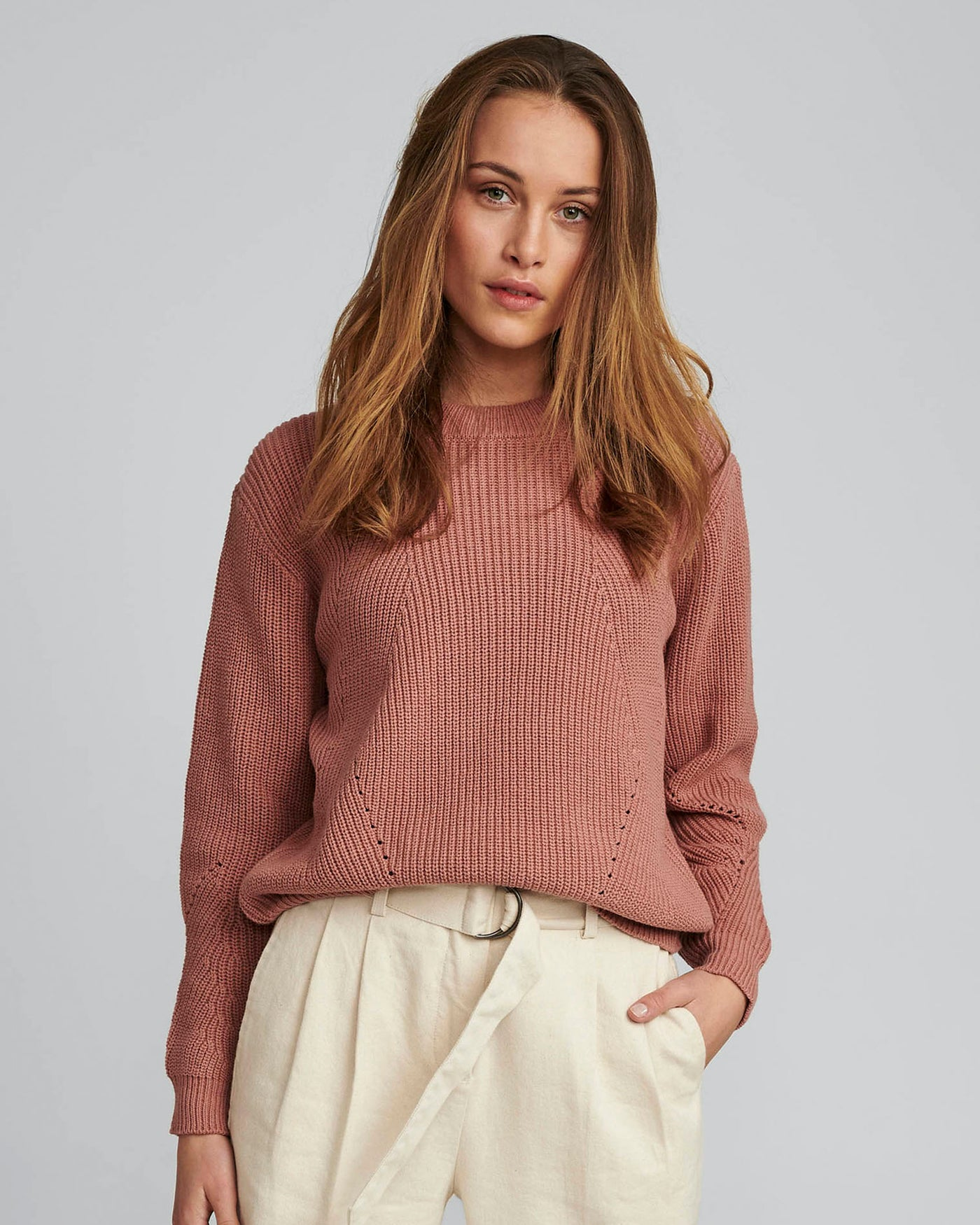 Numph Nucia Knitted Pullover