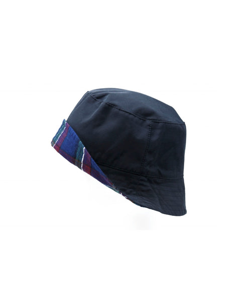 Aloft Tartan lined Bucket Hat