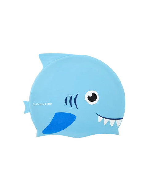 SUNNYLIFE Shark Swimming Hat