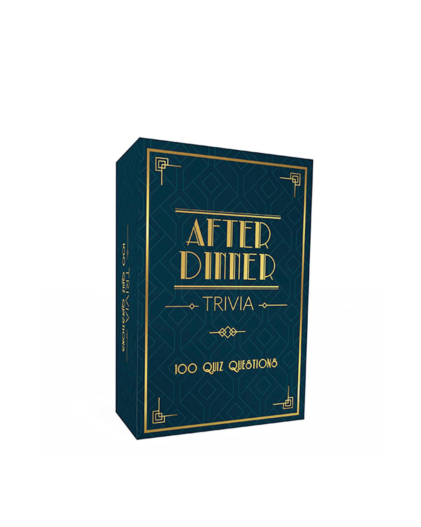 After Dinner Trivia Cards - General Knowledge
