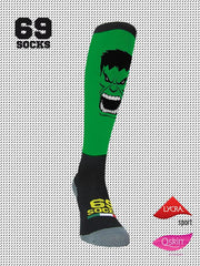 #69socks Q-skin Long Green Runner