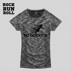 RRR T-Shirt Woman Active Dry NO BALANCE - Donna