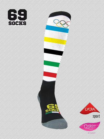 #69socks Q-skin Long Olimpia