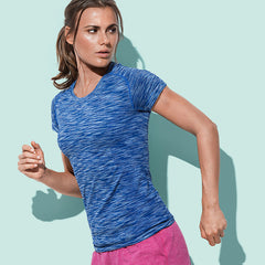 RRR T-Shirt Woman Active Dry No Print - Donna