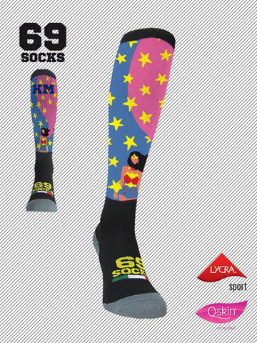 #69socks Q-skin Long Wonder  Runner