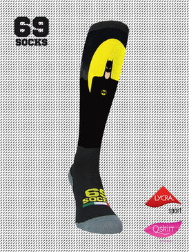 #69socks Q-skin Long Bat Runner