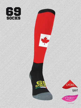 #69socks Q-skin Long #50CanadianRunner