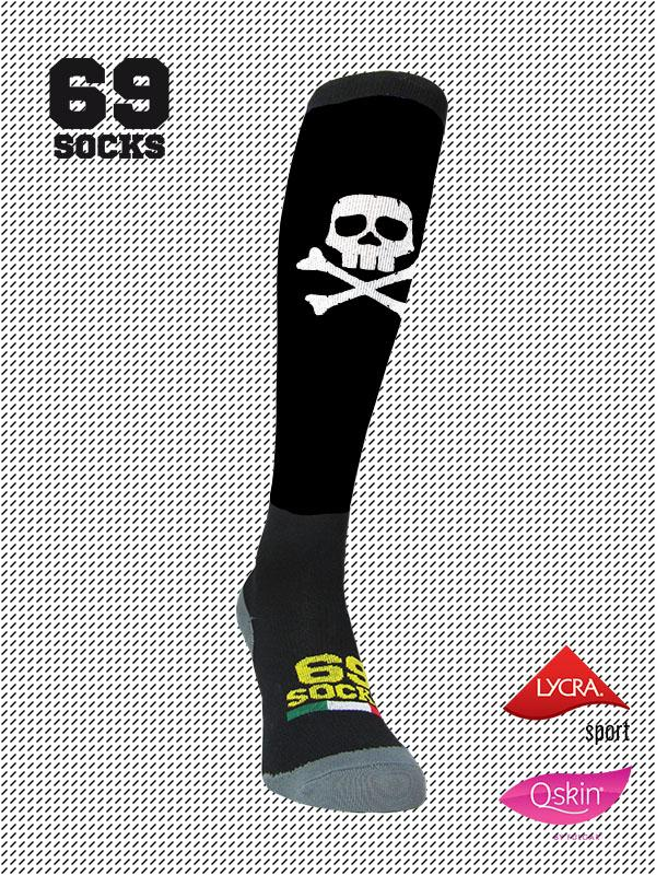 #69socks Q-skin Long Space Pirates