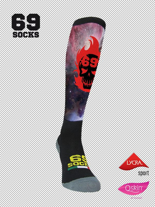 #69socks Q-skin #90CosmoPirates Deep