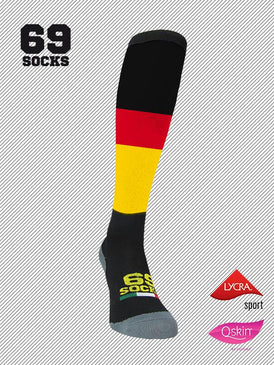 #69socks Q-skin Long #44GermanRunner