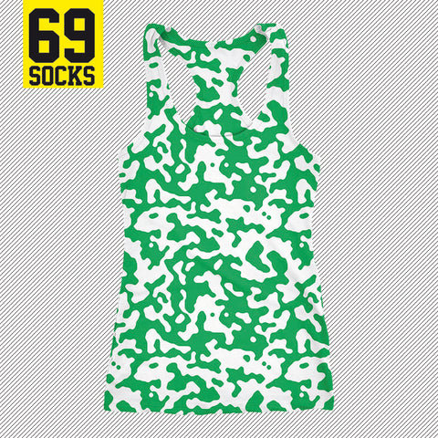 69tank Camo Green One color