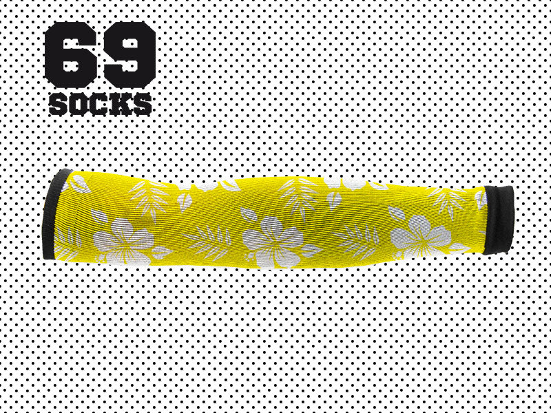 Manicotti a compressione 69Arms - Hawaii Yellow