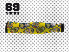 Manicotti a compressione 69Arms - Mex Yellow