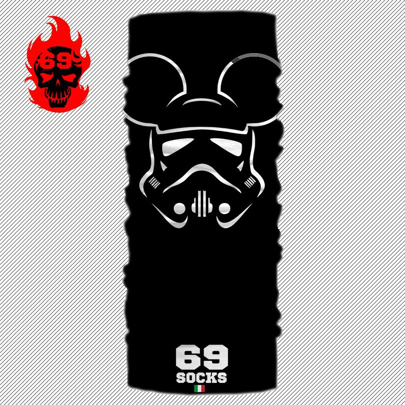 69 BANDANA MULTI USO Mouse Trooper