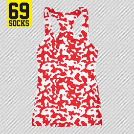 69tank Camo Red One color