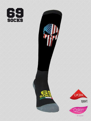 #69socks Q-skin Long PunishRunUsa