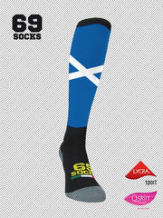#69socks Q-skin Long #45ScottishRunner