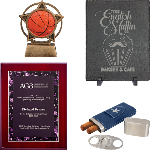 New Gifts & Awards for 2019