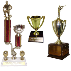 Gallery of Traditional Trophies Landing Page