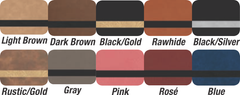 2018 Leatherette swatch