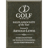 AcrylaStone Indoor/Outdoor Plaque with Optional Ground Stake, 6 Sizes