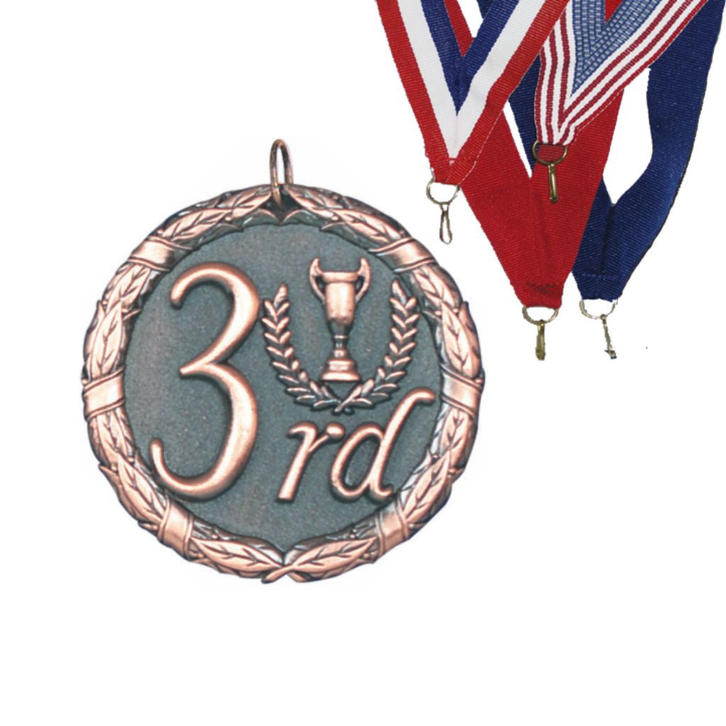 3rd Place XR Medal, 2""